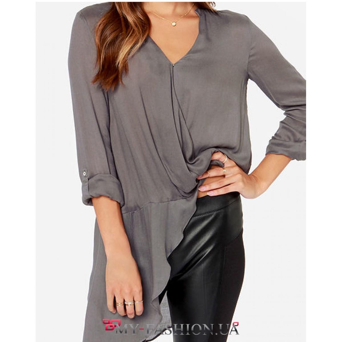 Купить шелковую блузку в киеве
