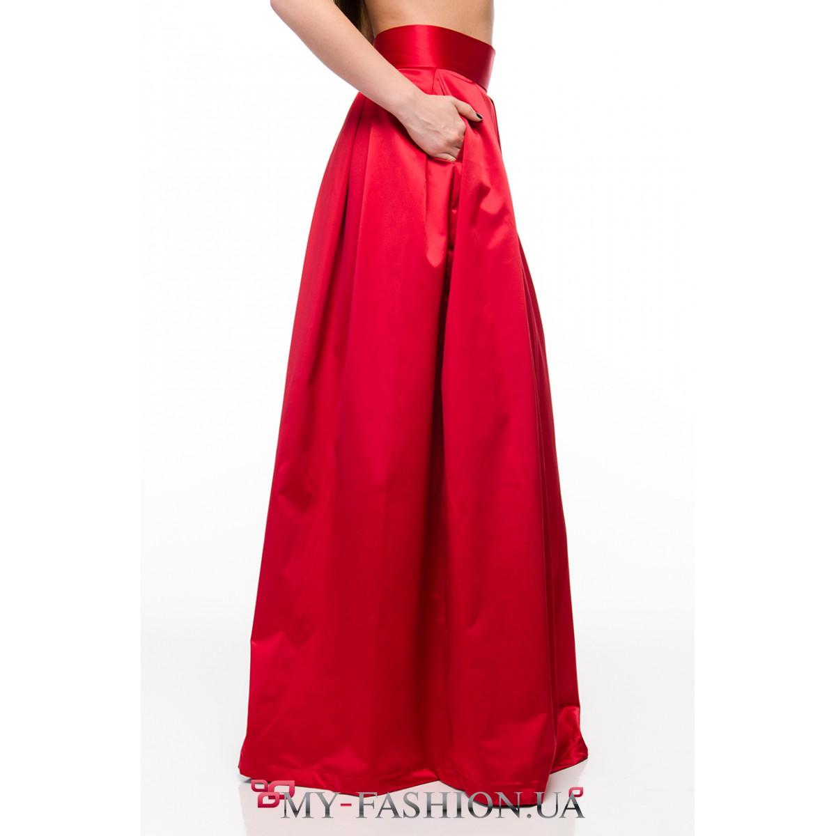 Длинные юбки в москве