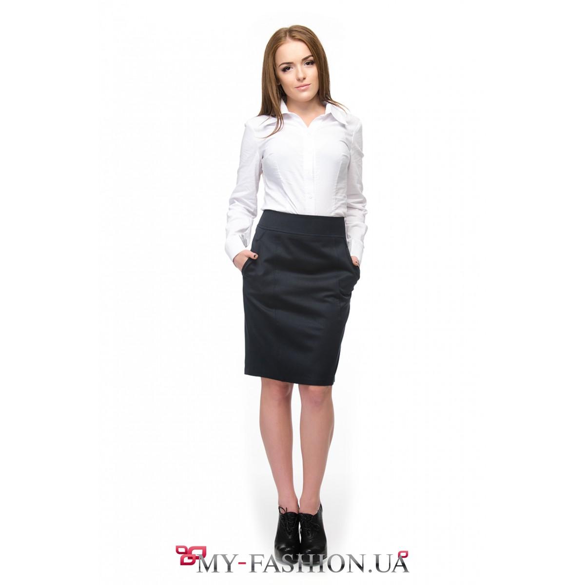 Оптом офисные блузки купить