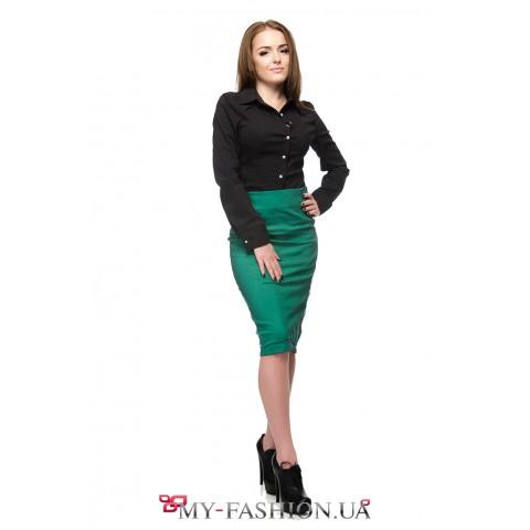 Женские офисные блузки купить в