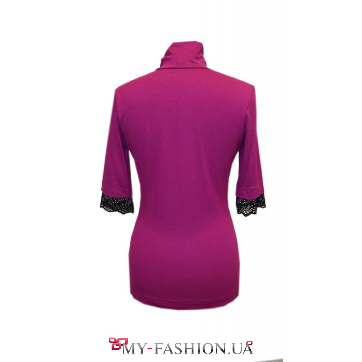 Блузки купить стильные