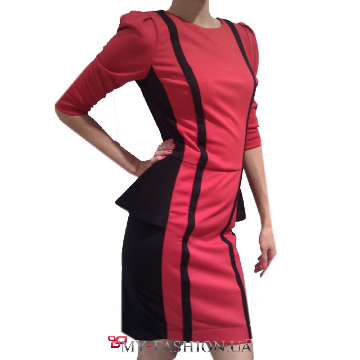Красно Черное Платье С Доставкой