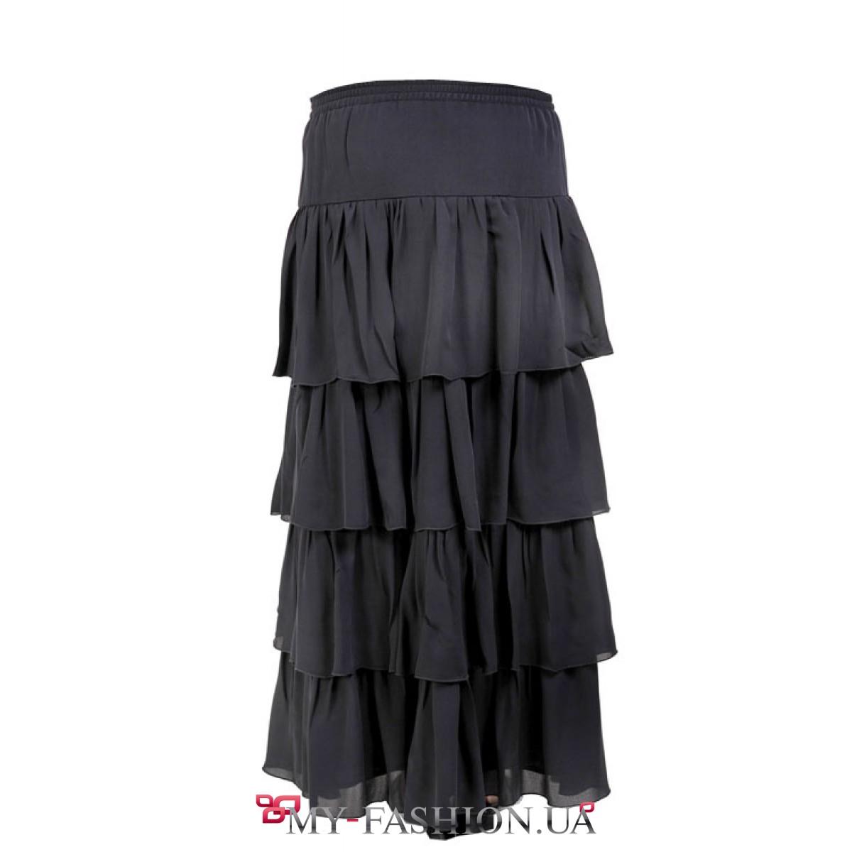 Женская Одежда Черная Купить