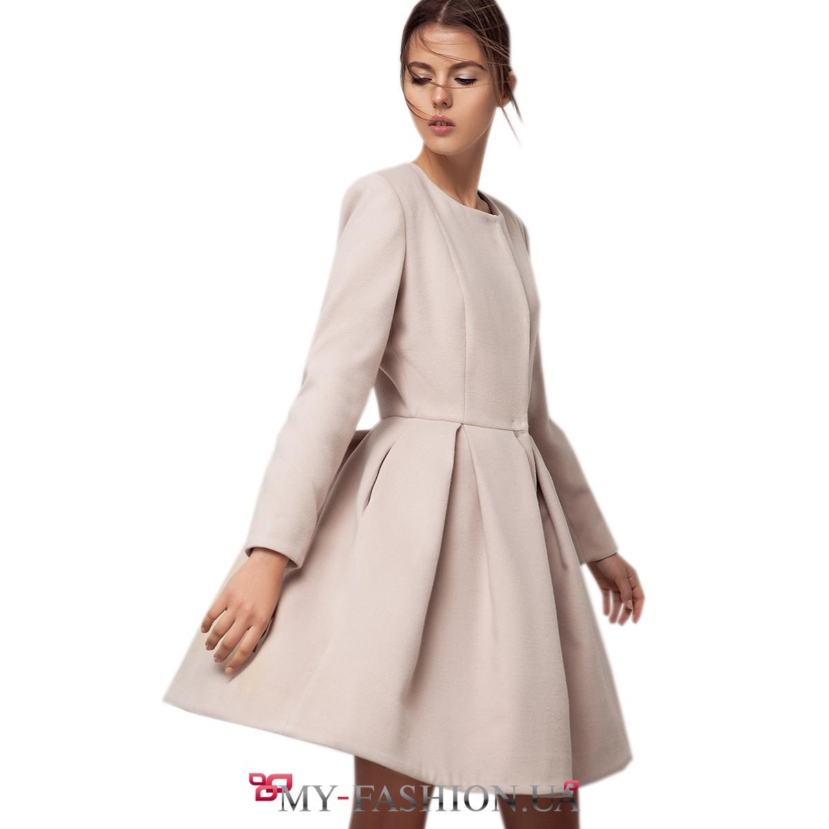 Платье с длинным рукавом доставка
