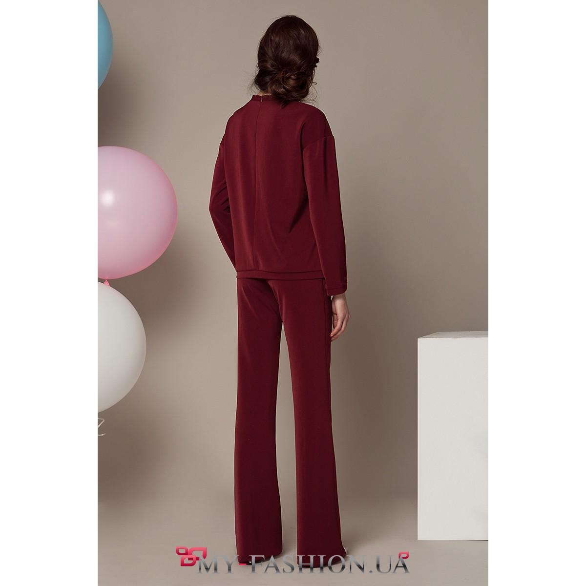 Красивые брюки женские