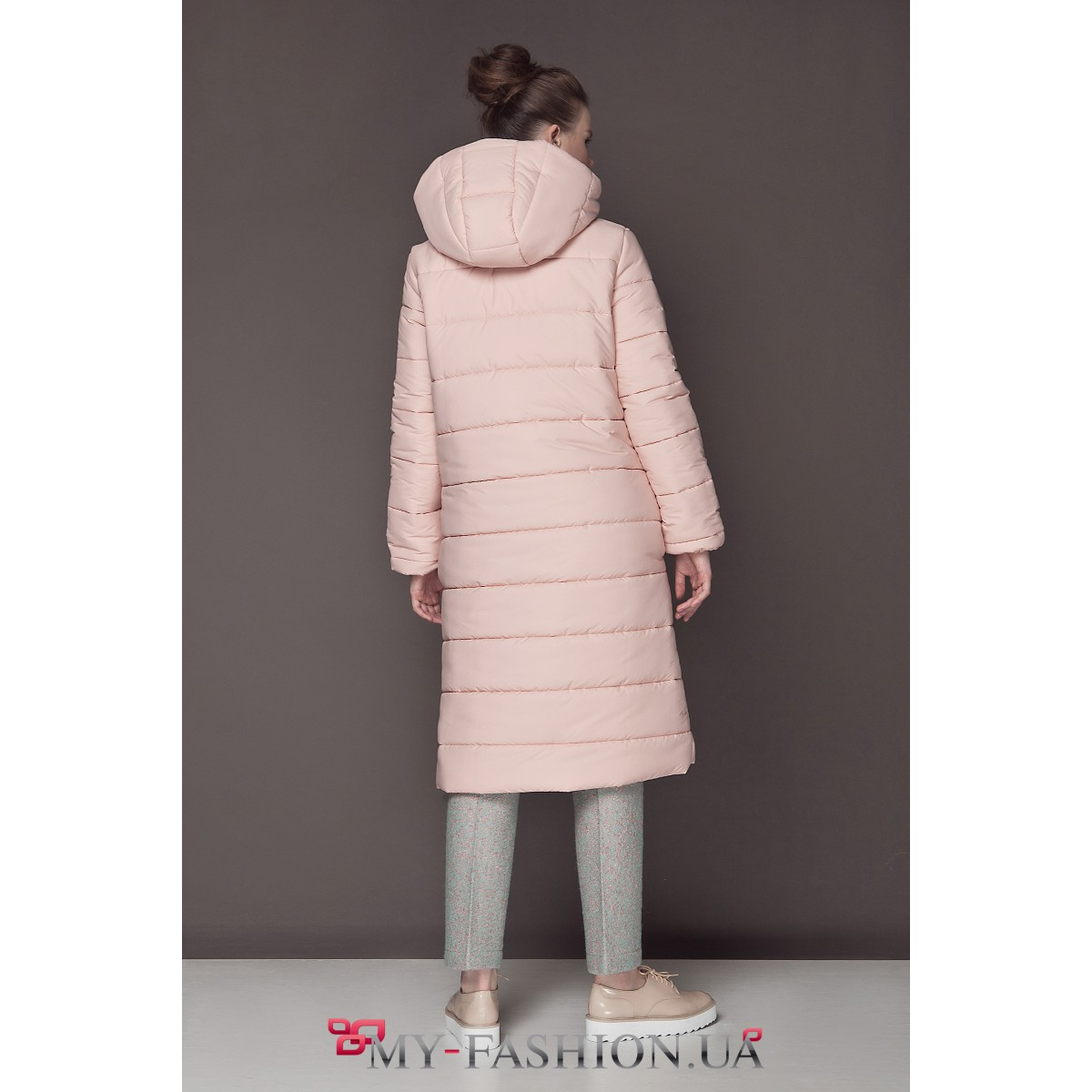 Длинное пальто купить