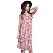 Платье - сарафан на бретелях