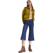 Стильные расклешённые женские джинсы