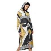 Разноцветное платье-туника