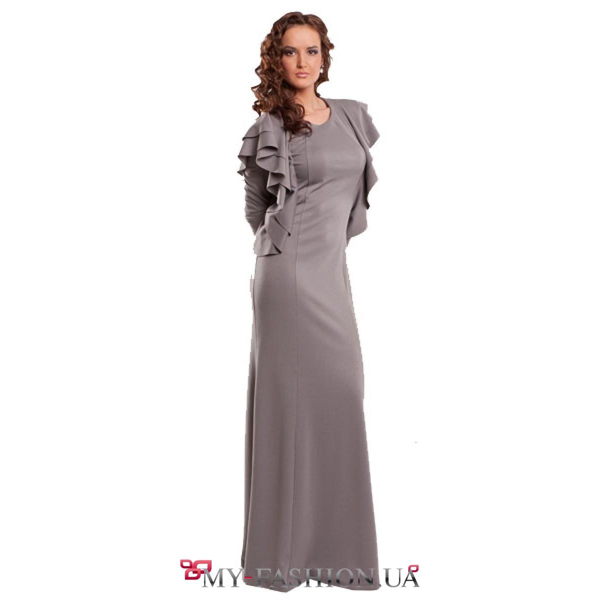 Вечернее Платье Годе