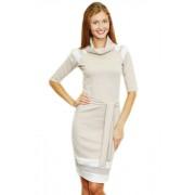Роскошное платье в офис для молодых девушек
