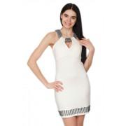 Вечернее платье с ручной вышивкой