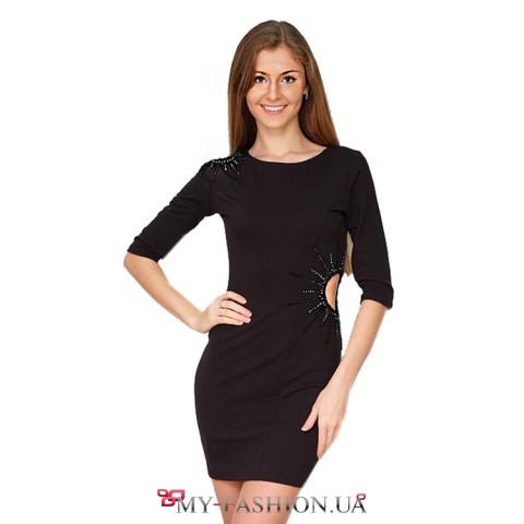 Восхитительное маленькое черное платье