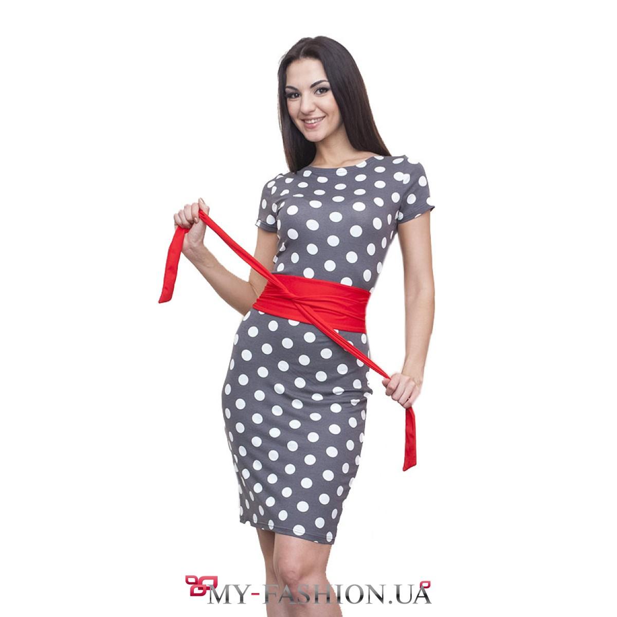 Платье Для Работы В Офисе Купить