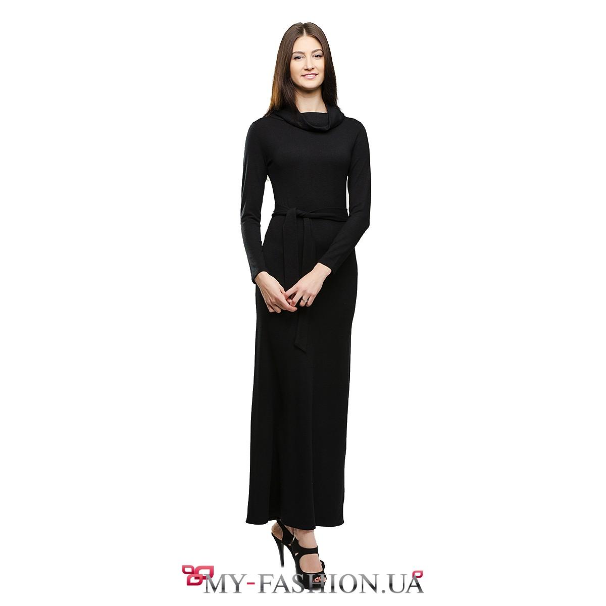 Купить Красивое Черное Платье