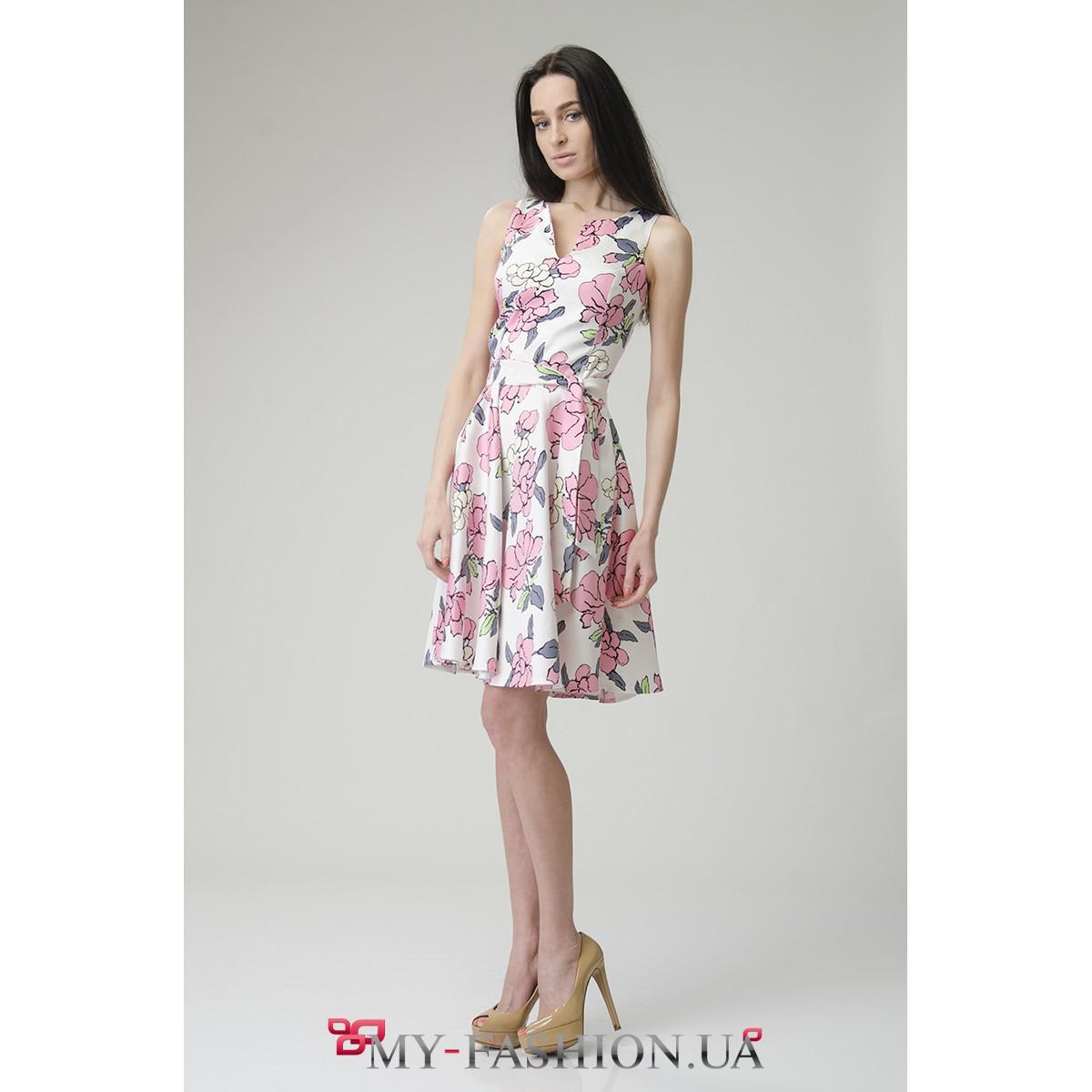 Короткие пышные платья с доставкой