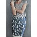 Уникальная хлопковая коллекционная юбка
