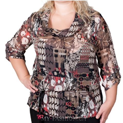 Блузки больших размеров магазин легкие летние штаны женские купить