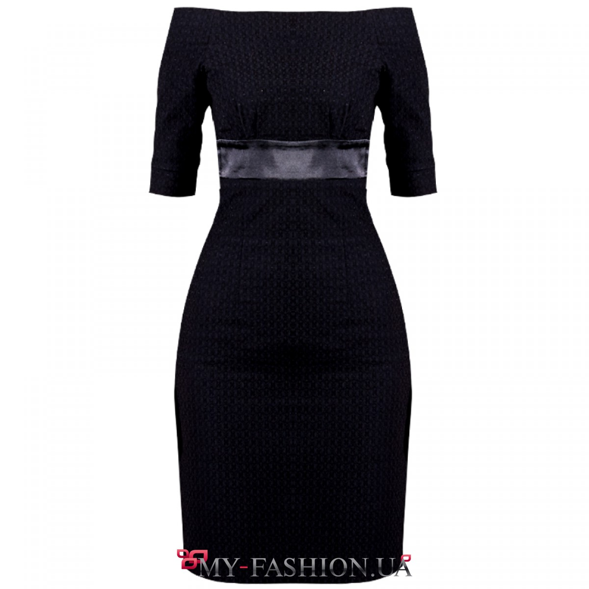 Платье С Открытыми Плечами Доставка