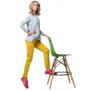 Красивые брюки- дудочки зауженной модели
