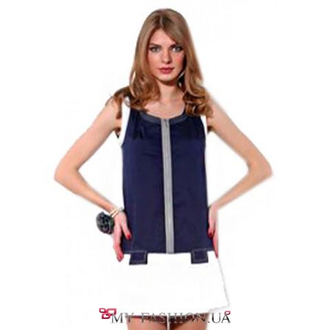 Платье сине доставка