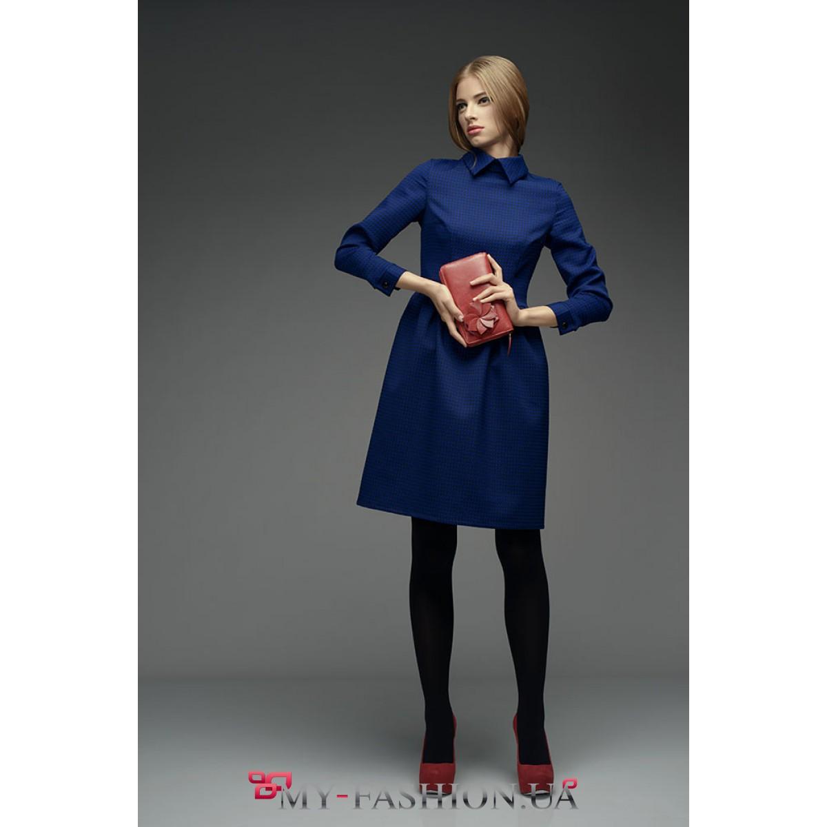 фото платье строгое
