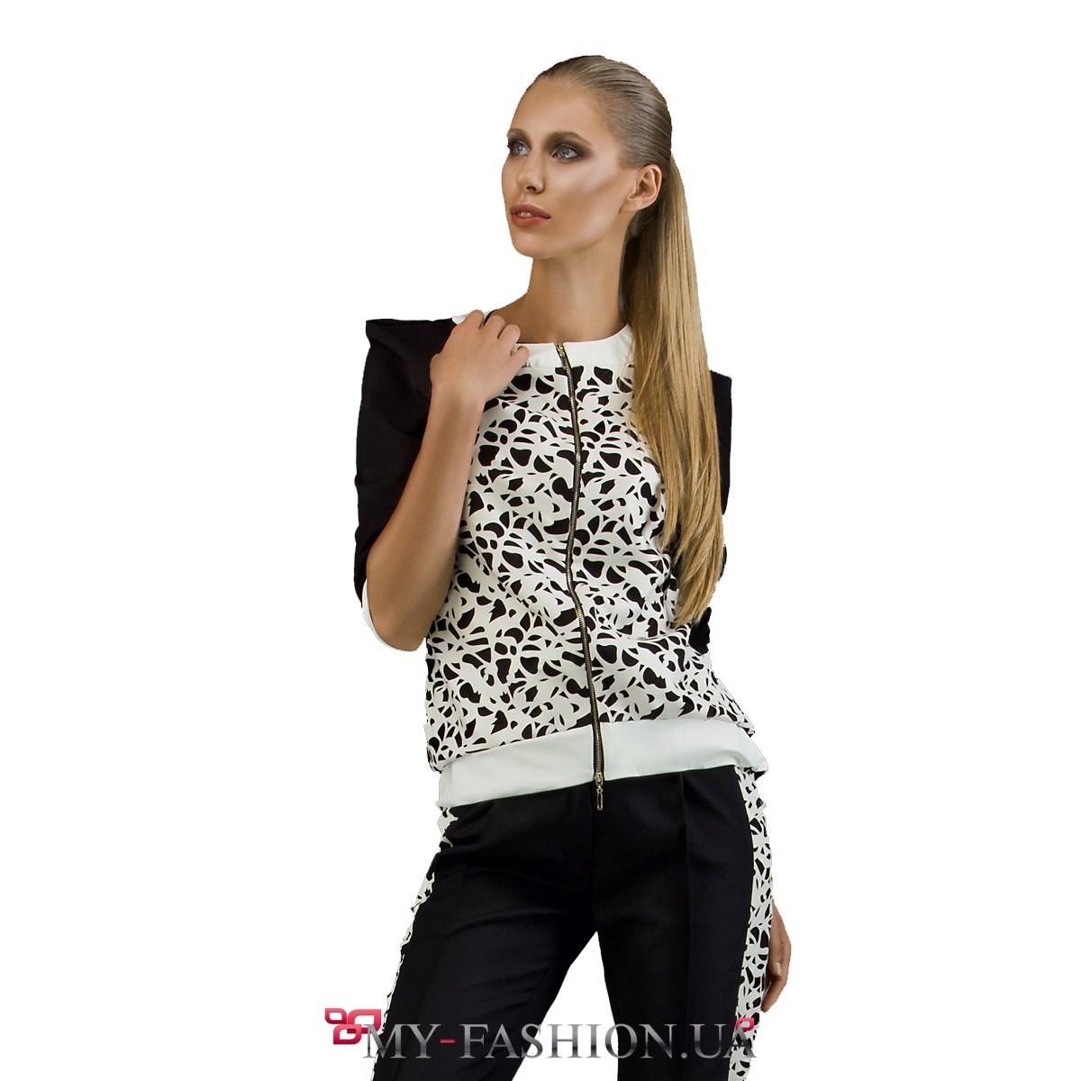 Белая Куртка Женская Купить