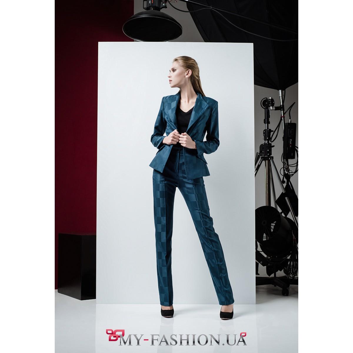 Современный деловой костюм женский с доставкой