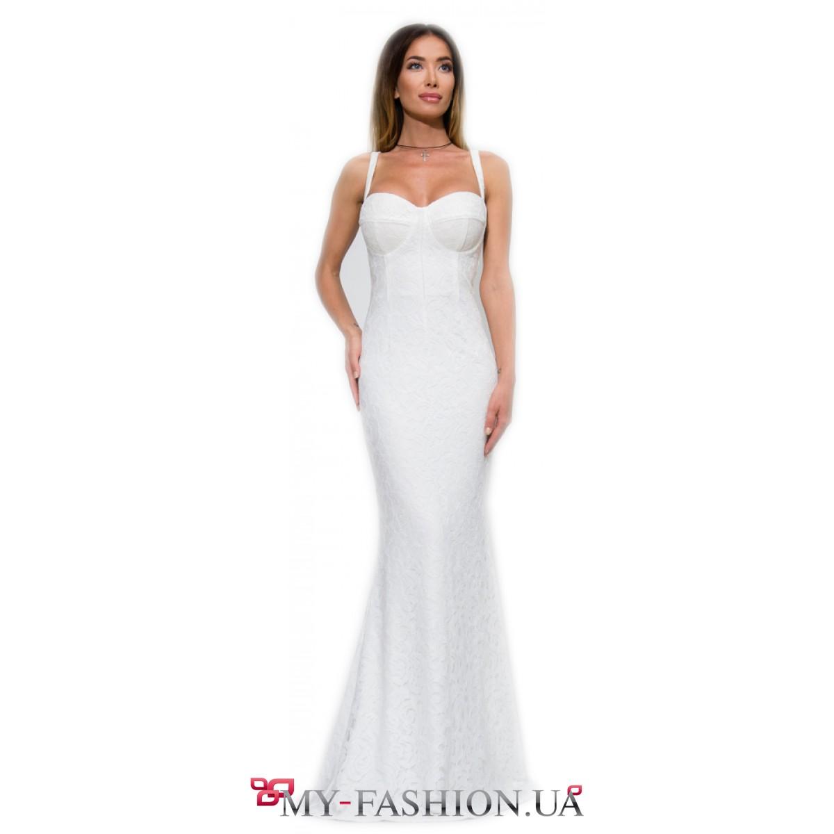 Недорогое платье большого размера доставка