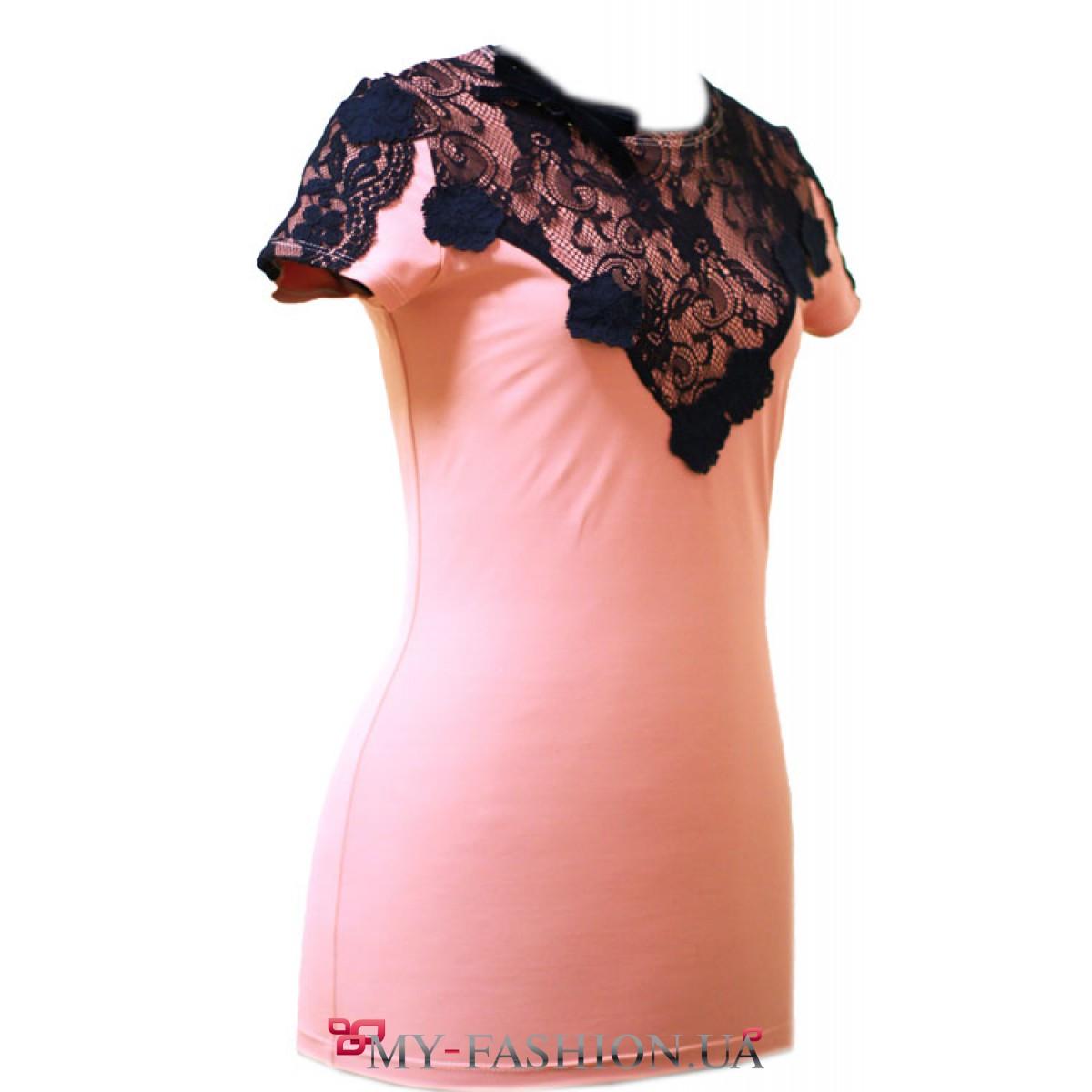 Гипюр женская одежда