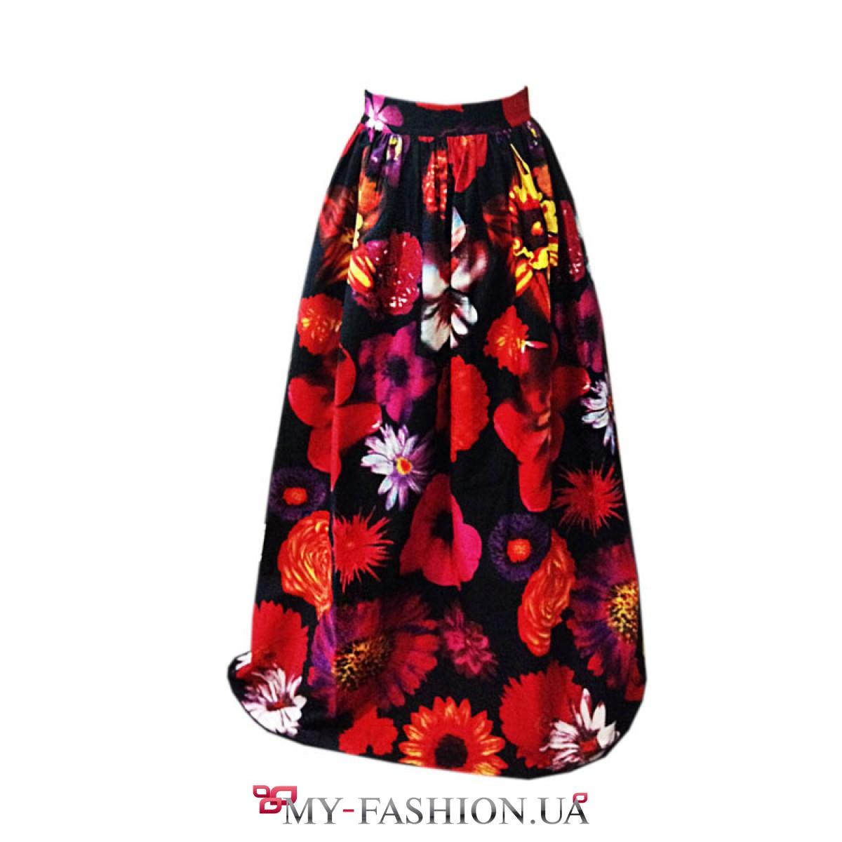 юбки цветочные с доставкой