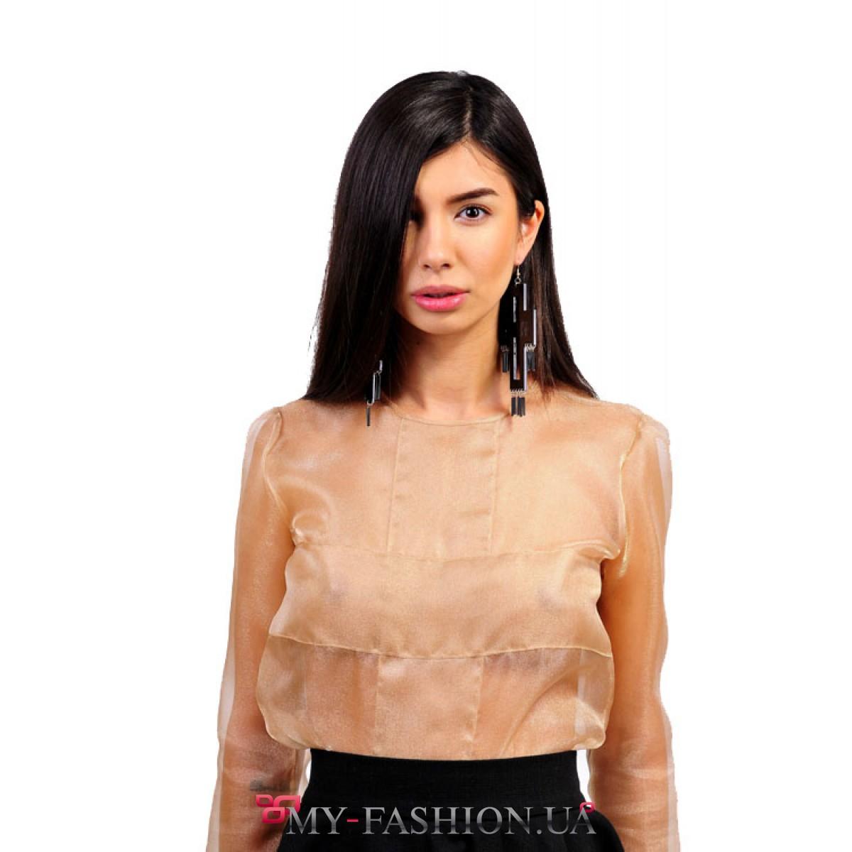 Блузка Дизайнерская Купить