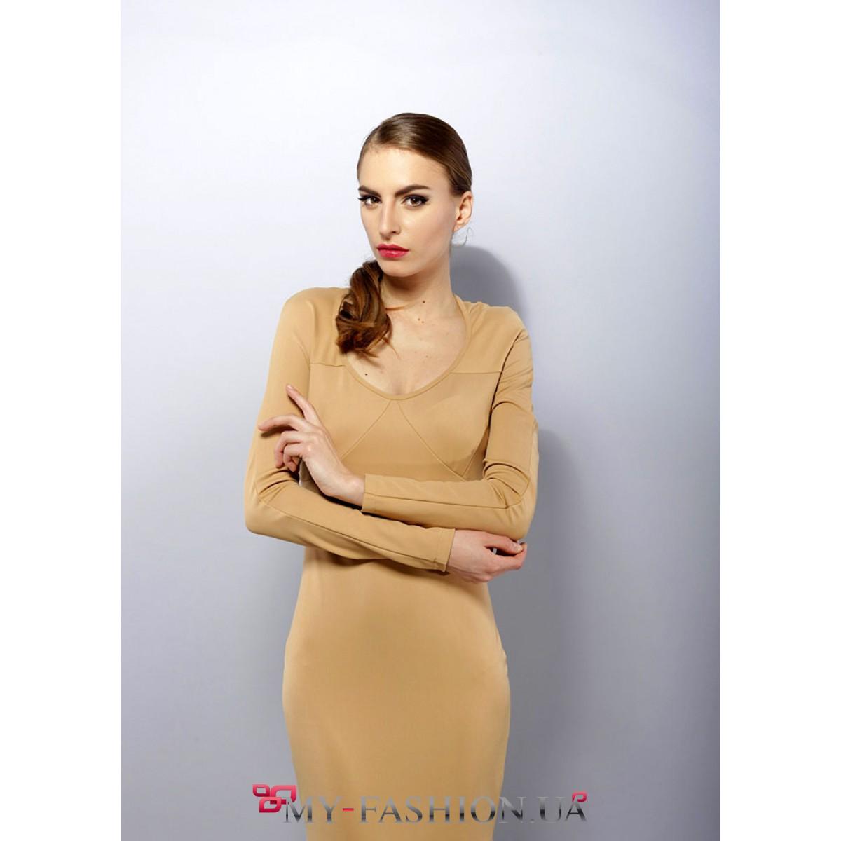 Платье с юбкой годе доставка