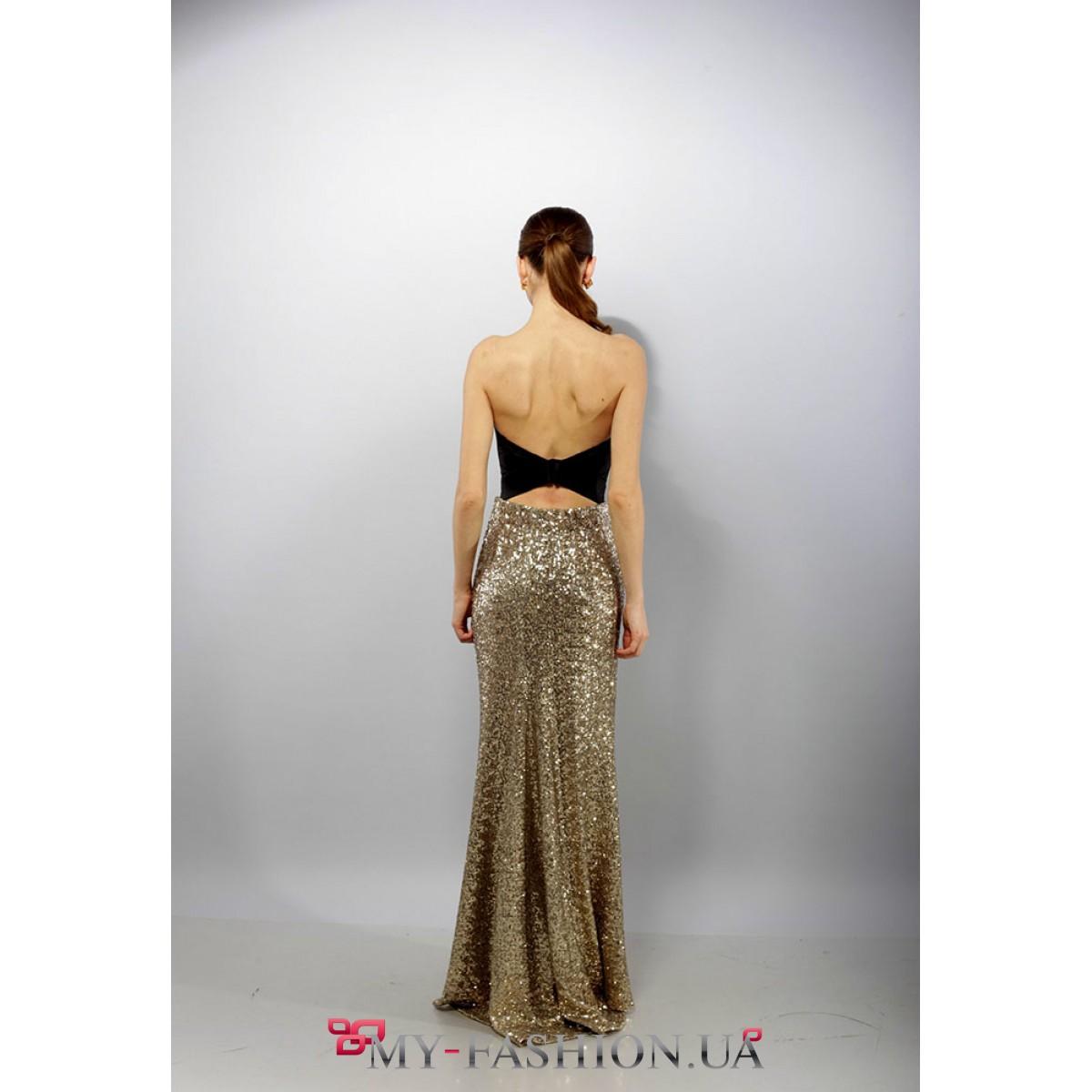 Золотая юбка доставка