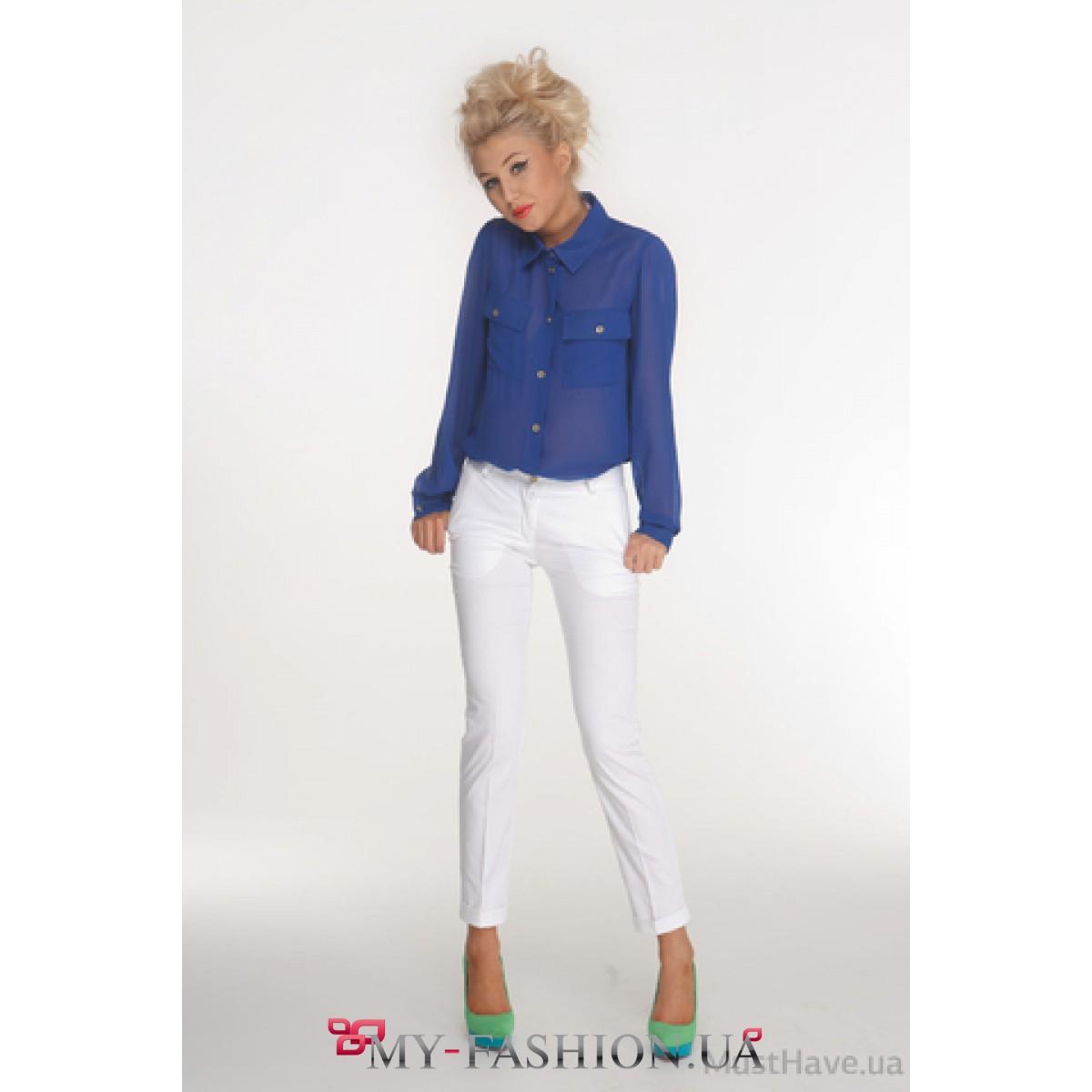 Белые брюки женские доставка