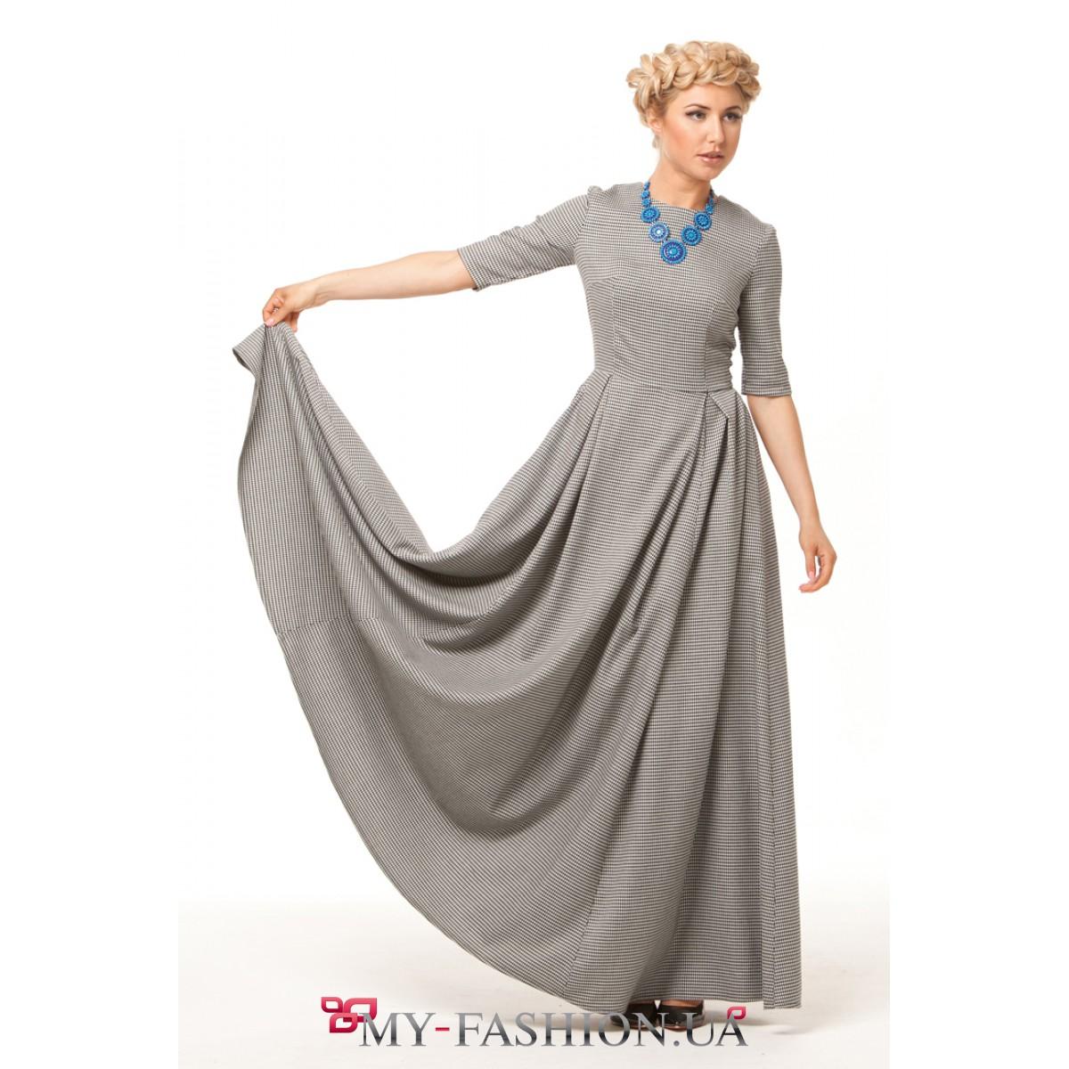 Платье Сзади Длинное Доставка