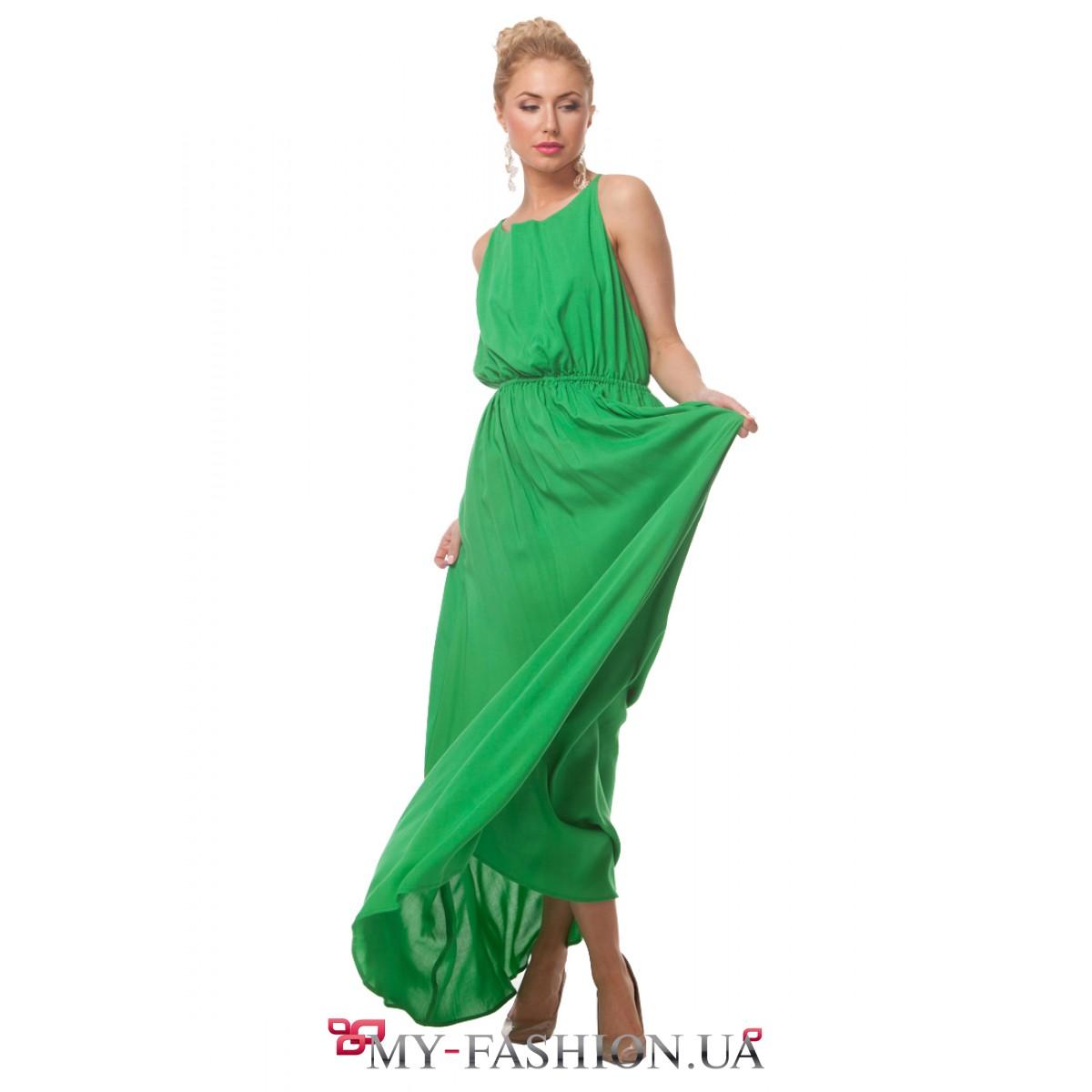 Платья с открытой спиной доставка