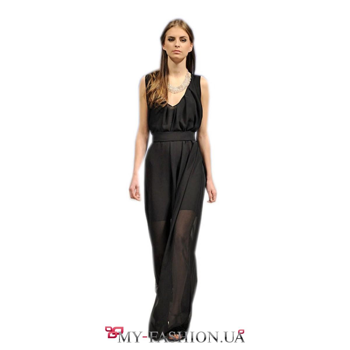 Купить Платье С Глубоким Вырезом Декольте