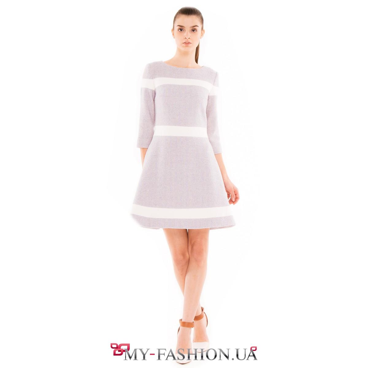 Платье светлое доставка
