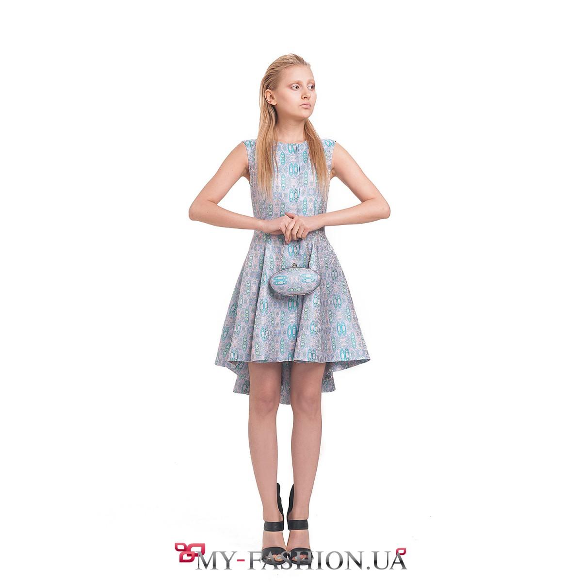 Платье жакет