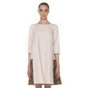 Невероятно красивое платье из тонкого кашемира