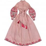 Оригинальное и женственное платье