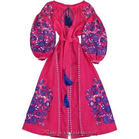 """Роскошное платье """"Пава"""" очаровывает с первого взгляда!"""