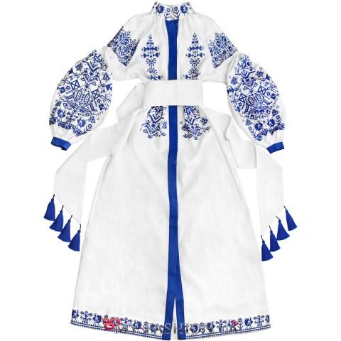 """Шикарное платье """"Птица""""  стиль Бохо-шик"""
