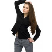 Блузка с кружевной спинкой