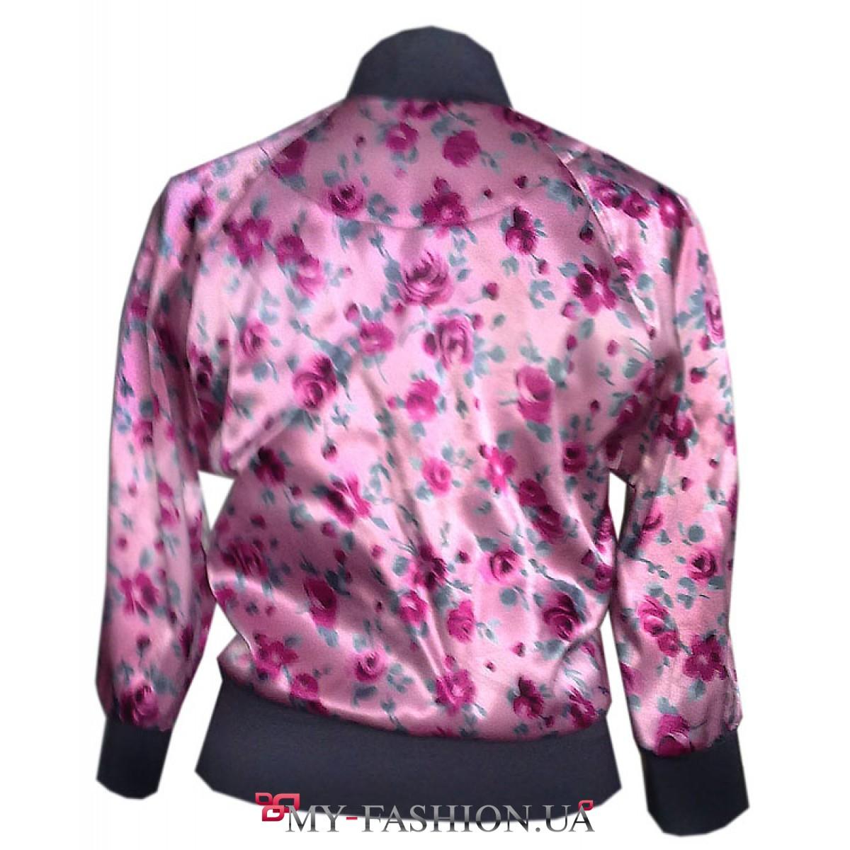 Купить Куртку Бомбер