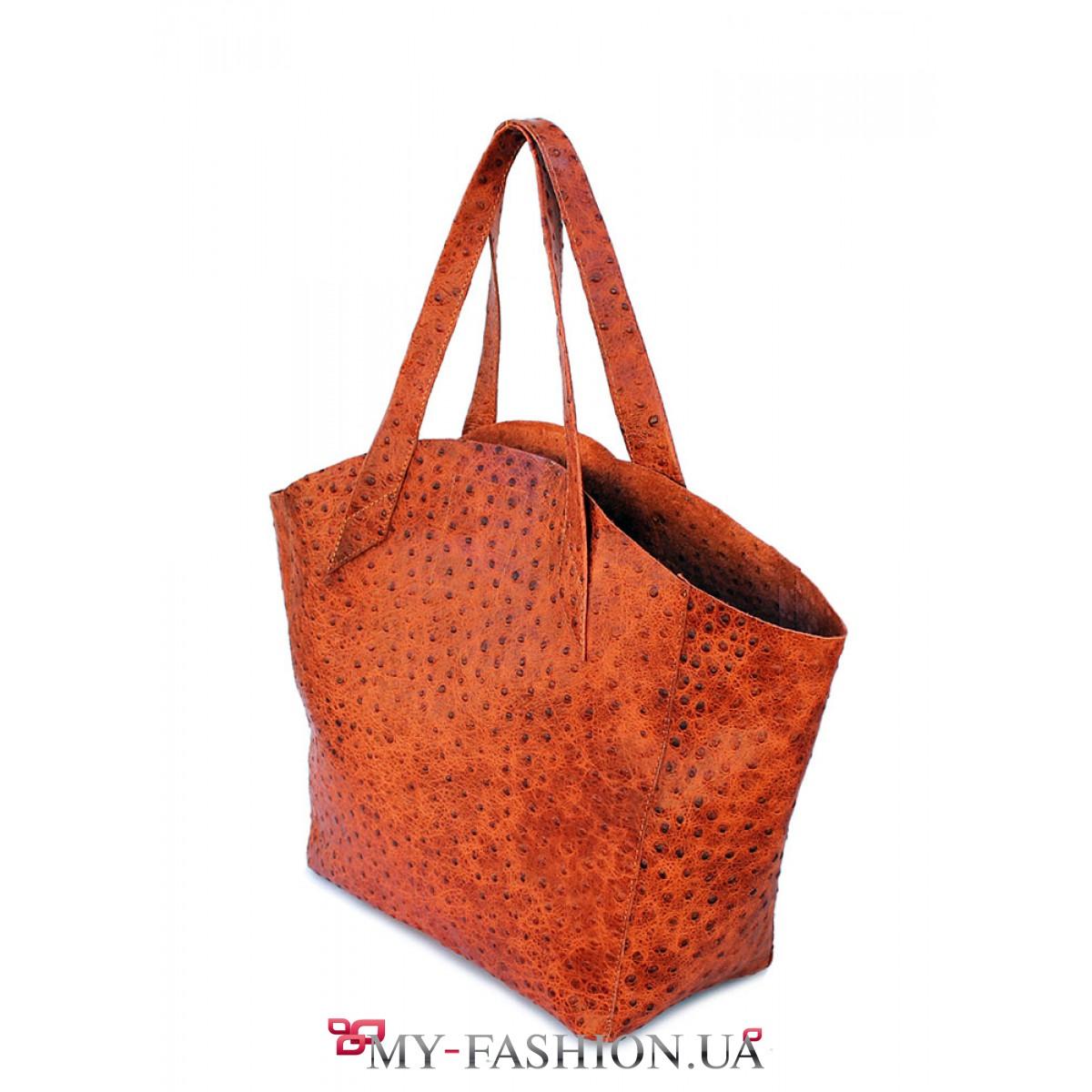Кожаные сумки - купить сумку из кожи недорого в