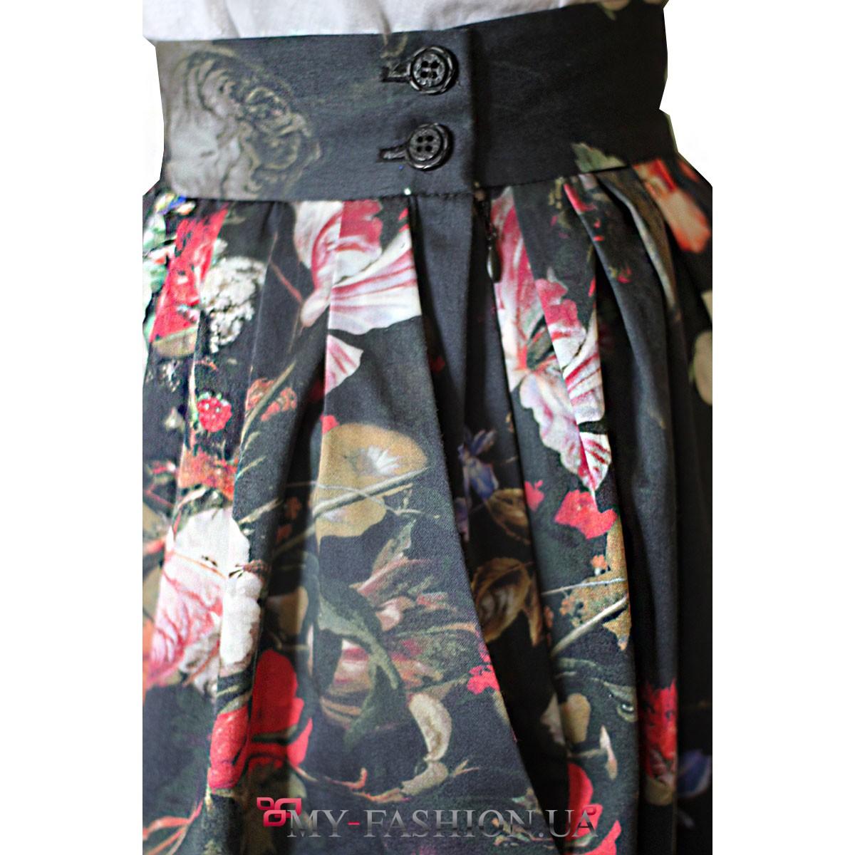 Фасоны длинных юбок с доставкой