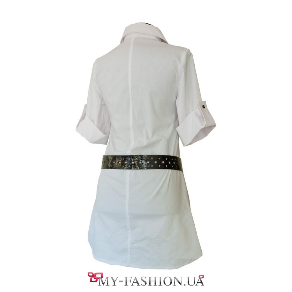 Рубашка туника женская доставка