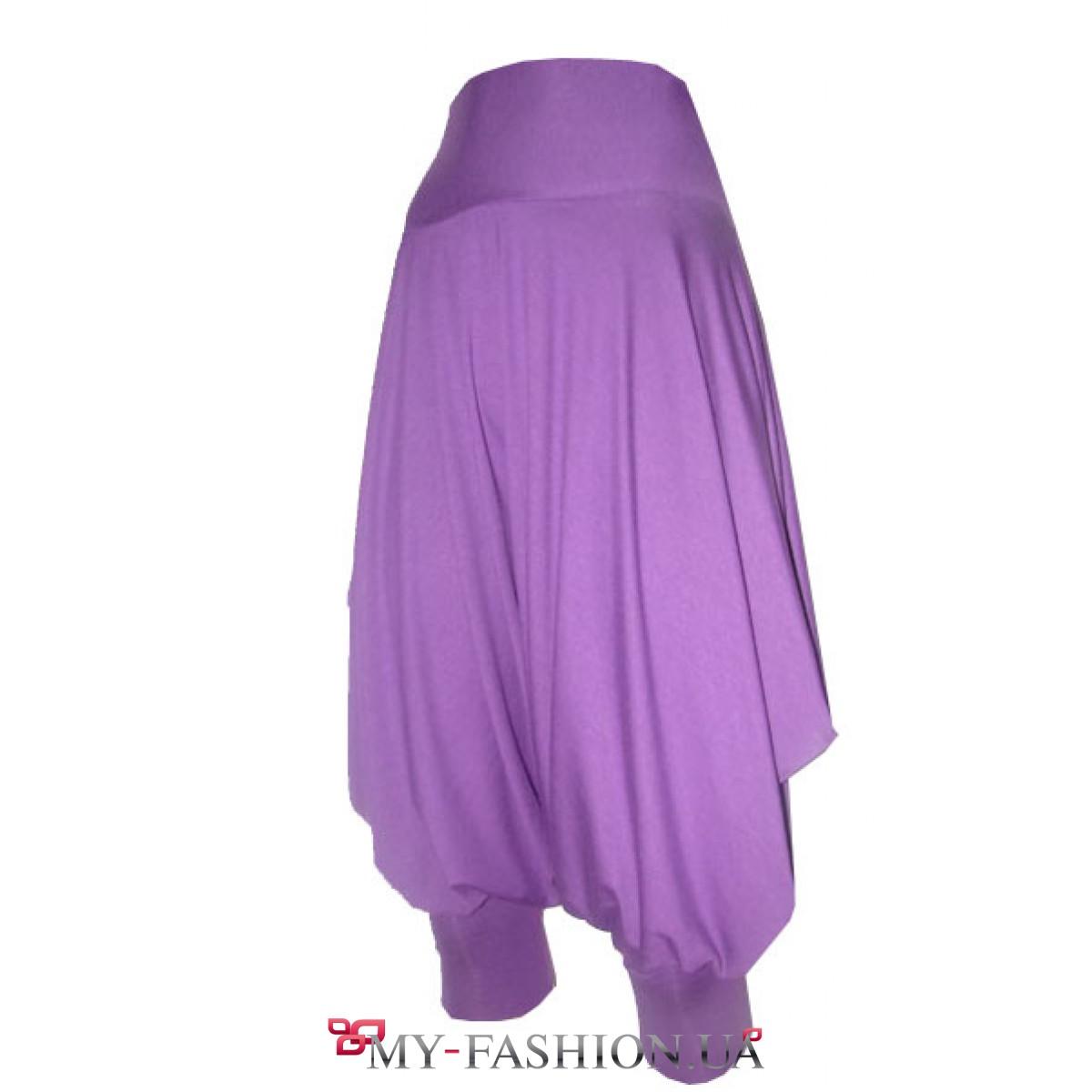 Мода юбка брюки